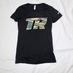 New Top Rank Boxing Tee